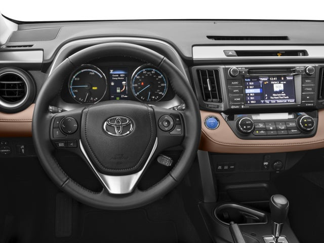 2016 Toyota Rav4 Hybrid Xle In Ithaca Ny Maguire Ford
