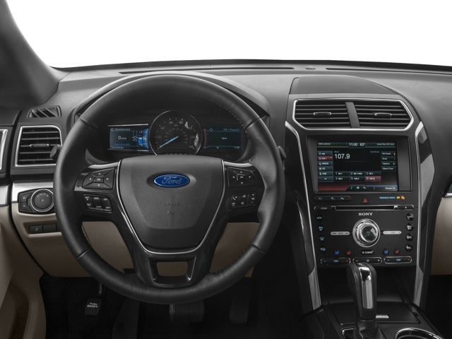 2017 Ford Explorer Limited In Ithaca Ny Maguire